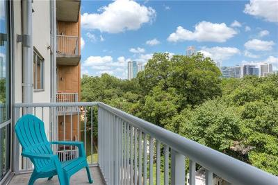 Travis County Condo/Townhouse For Sale: 1600 Barton Springs Rd #6409