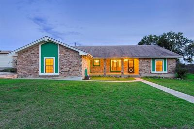 Burnet County Single Family Home For Sale: 423 Cr 320