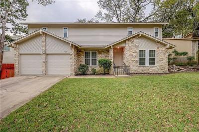 Travis County, Williamson County Single Family Home For Sale: 7103 Vallecito Dr