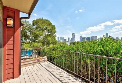 Austin Condo/Townhouse For Sale: 1501 Barton Springs Rd #203