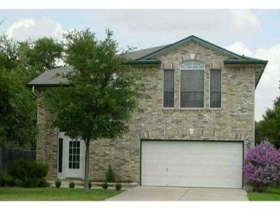 Austin Single Family Home For Sale: 12741 Council Bluff Dr