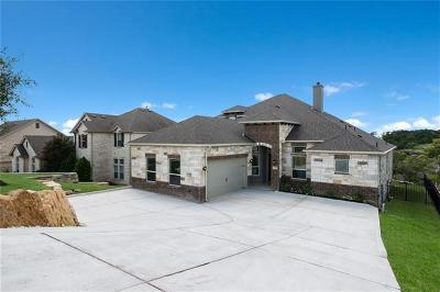 Leander Single Family Home For Sale: 2117 Buffalo Gap