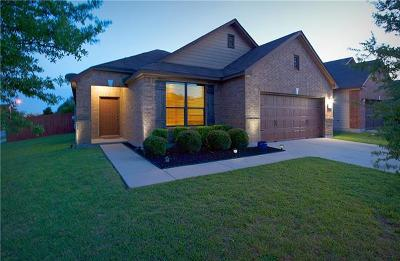 Pflugerville Single Family Home For Sale: 801 Watson Way