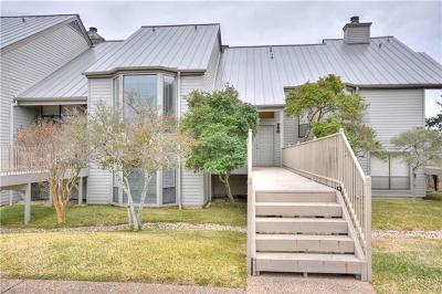Lakeway Rental For Rent: 161 World Of Tennis Sq #D-172