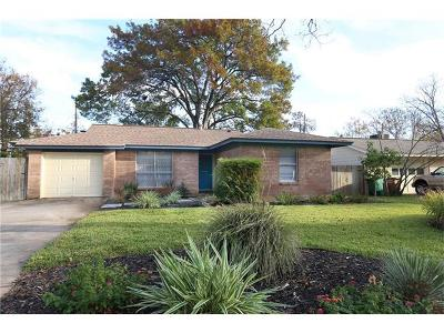 Travis County Single Family Home For Sale: 6703 Modesto St