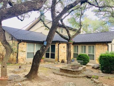 Wimberley Single Family Home Pending - Taking Backups: 13 Meridian Dr