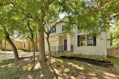 Austin Single Family Home For Sale: 16509 Fowler Mill Cv