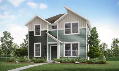 Condo/Townhouse For Sale: 4812 Star Jasmine Dr