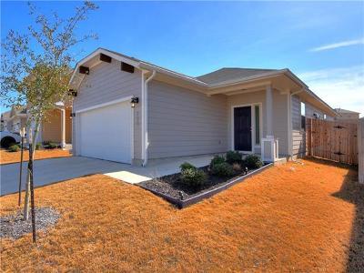 Buda Single Family Home For Sale: 156 Eagle Brook Ln