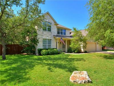 Austin Single Family Home For Sale: 3205 Indigo Waters Dr