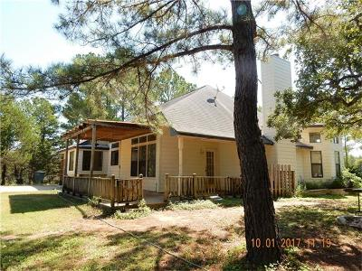 Paige Single Family Home Pending - Taking Backups: 792 S Old Potato Rd