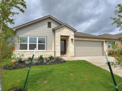 Buda Single Family Home For Sale: 663 Bridgestone Way