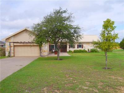 Dripping Springs Single Family Home For Sale: 502 Terrace Canyon Dr