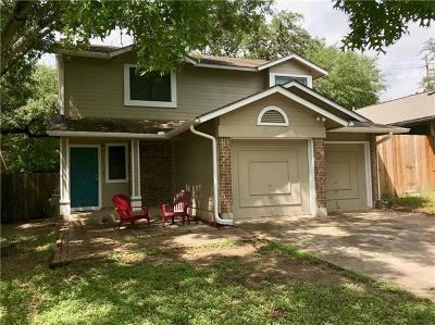 Single Family Home For Sale: 10602 N Platt River Dr