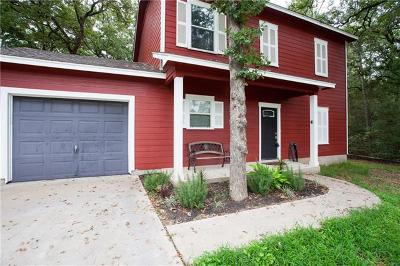 Bastrop Single Family Home For Sale: 129 N Kanaio Dr