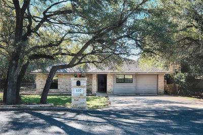Georgetown Single Family Home For Sale: 137 Spanish Oak Dr