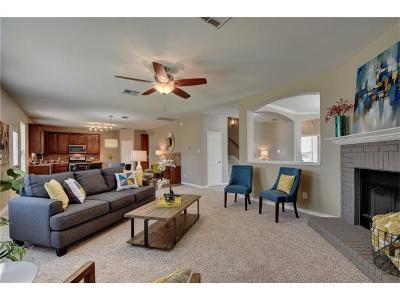 Kyle Single Family Home For Sale: 111 Pedernales Dr