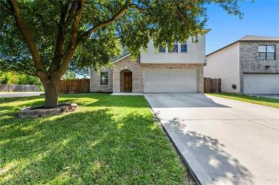 Buda, Kyle Single Family Home For Sale: 401 Emerald Fields Ln