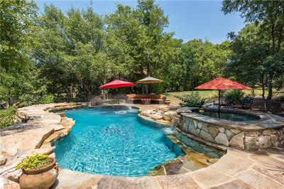 Spicewood Single Family Home For Sale: 2614 Pace Bend Rd