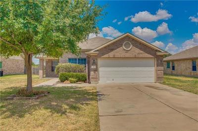 Hutto Rental For Rent: 311 Gainer Dr