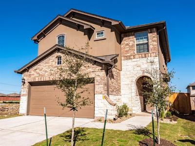 Round Rock Rental For Rent: 1033 Chad Loop