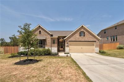 Lago Vista Single Family Home For Sale: 7516 Turnback Ledge Trl