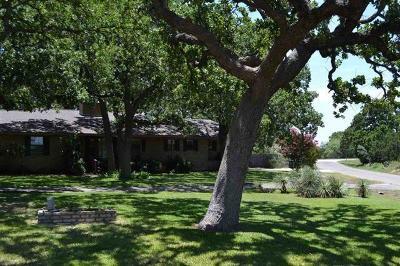 Burnet Single Family Home For Sale: 101 Saddle Horn Dr