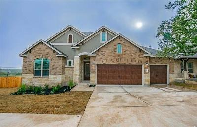 Dripping Springs TX Single Family Home For Sale: $461,278