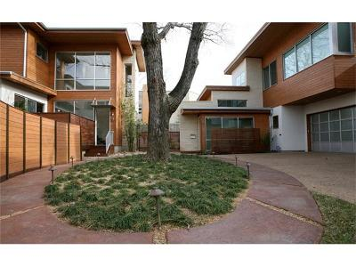 Condo/Townhouse For Sale: 4011 Lewis Ln #B