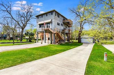 Seguin Single Family Home For Sale: 122 Lakeside Dr