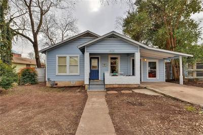 Austin Single Family Home For Sale: 403 W 55th St