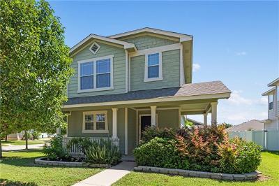 Cedar Park Single Family Home Pending - Taking Backups: 1512 Davis Mountain Loop