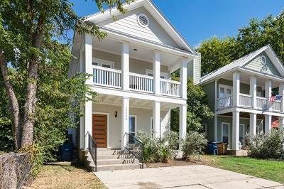Single Family Home For Sale: 3403 Garden Villa Ln #A