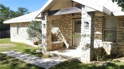 Single Family Home For Sale: 1001 Lipan Trl