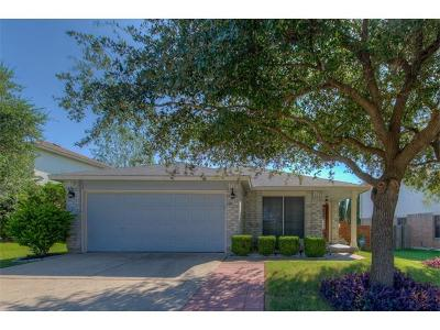 Pflugerville Single Family Home For Sale: 15229 Sweet Caddies Dr