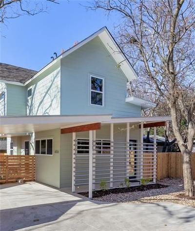 Single Family Home For Sale: 602 W Odell St #B