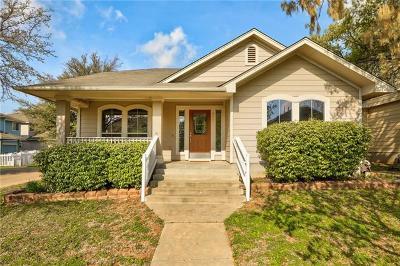 Forest Oaks Single Family Home Pending - Taking Backups: 317 Bandstand Ln