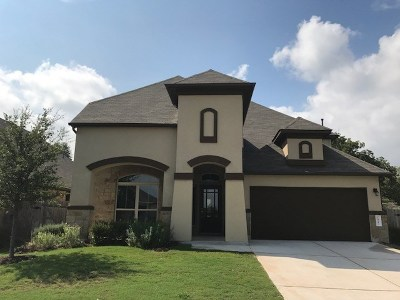 Single Family Home For Sale: 1917 Garretts Way