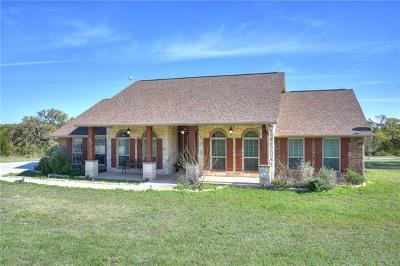 Blanco Single Family Home For Sale: 329 John Price