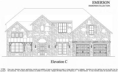 Single Family Home For Sale: 404 Woodside Ter