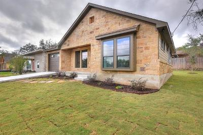 Jonestown Single Family Home For Sale: 11018 Oak St