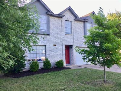 Pflugerville Single Family Home For Sale: 13711 Cambourne Dr