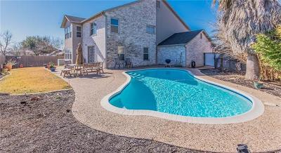 Pflugerville Single Family Home For Sale: 1001 Skylark Hill Ln