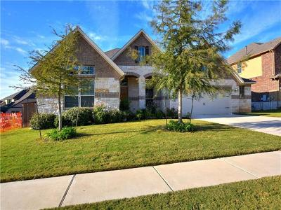 Leander Single Family Home For Sale: 4225 Valley Oaks Dr
