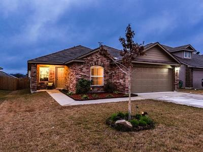 Seguin Single Family Home For Sale: 1557 Motherwell Dr