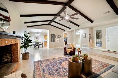 Manchaca Single Family Home For Sale: 11912 Sleepy Hollow Rd