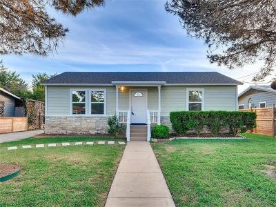 Austin Single Family Home For Sale: 503 W Grady