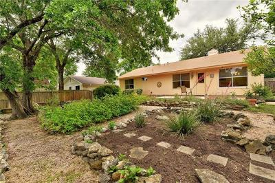 Austin Single Family Home Pending - Taking Backups: 2802 Bobby Ln