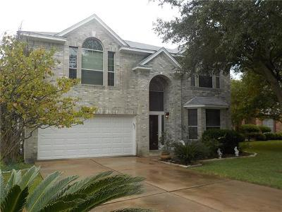 Austin Single Family Home For Sale: 3538 Sauls Dr
