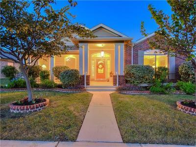 Cedar Park Single Family Home For Sale: 1808 Main St